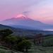 Fuji morning glow by shinichiro*