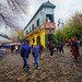 Caminito at La Boca in Buenos Aires, Argentina by ` Toshio '