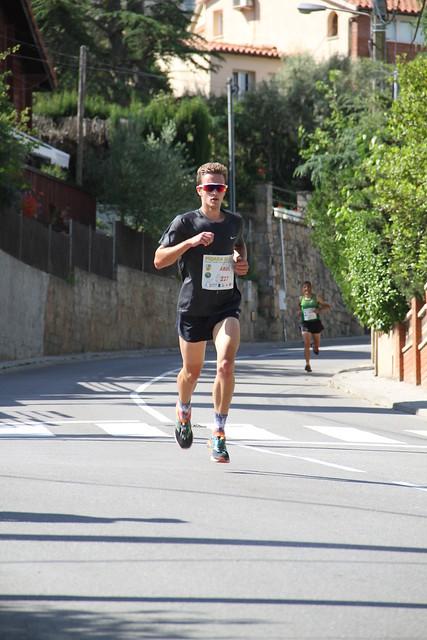 Cursa 3,5km - Pujada al Ros, 37ª Cursa Popular Casal Familiar de Viladecavalls - 21 de maig 2017