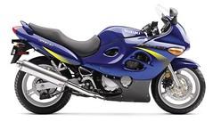 Suzuki GSX-F 600 2003 - 7
