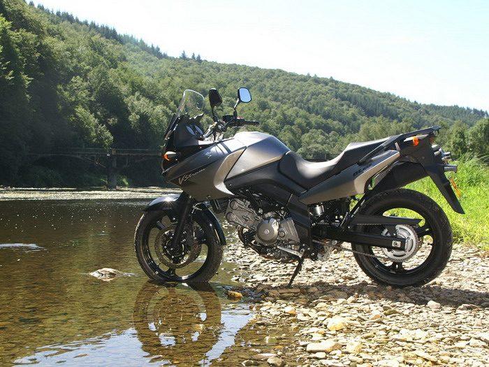 Suzuki DL 650 V-STROM 2003 - 19