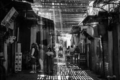 Luces en la Medina