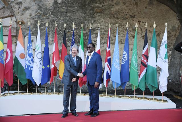 G7 Summit, May 26-27, 2017, Taormina, Italy