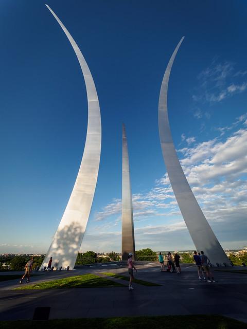 The Air Force Memorial