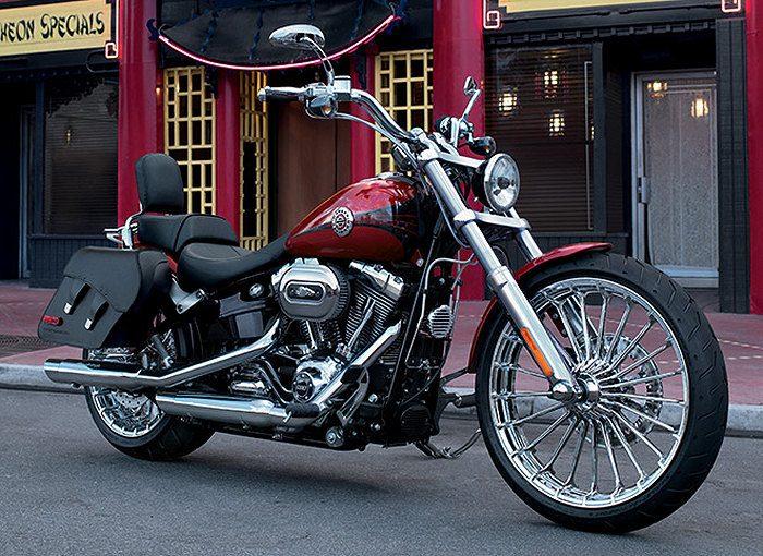 Harley-Davidson 1690 SOFTAIL BREAKOUT FXSB 2013 - 22