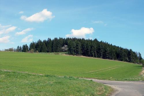 Ottilienkapelle, Ehrenberg