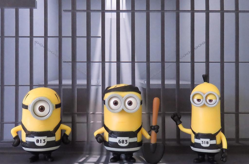 Jail Time Mel, Tom, & Tim