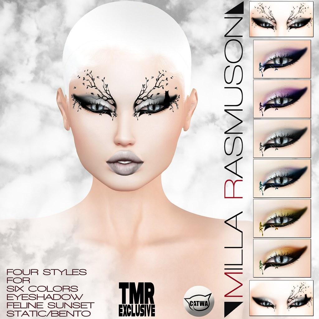 [Milla Rasmuson Makeup] - SecondLifeHub.com