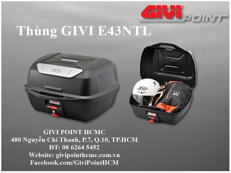 Thung xe Givi - 14
