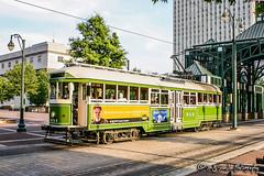 MATA 454 | Melbourne Trolley | MATA Riverfront Loop