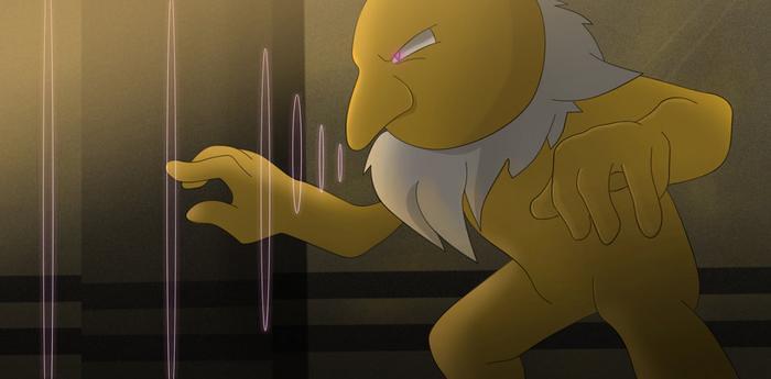 [+14] As verdadeiras intenções do Pokémon Hypno
