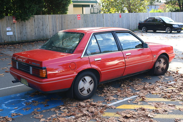 1985 Holden Camira JD SL/E