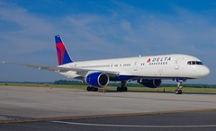 N666DN  757-200 Delta Airlines