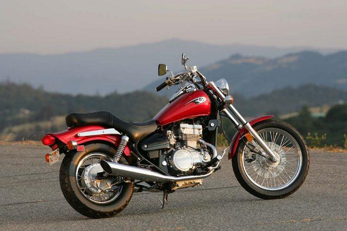 Kawasaki EN 500 Classic 1996 - 7