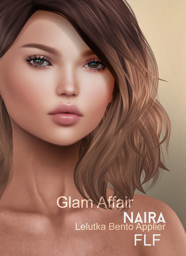 Glam Affair - Naira for FLF - SecondLifeHub.com