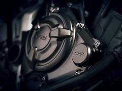 Yamaha MT-07 700 2015 - 27