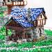LEGO Medieval Blacksmith Shop by ben_pitchford