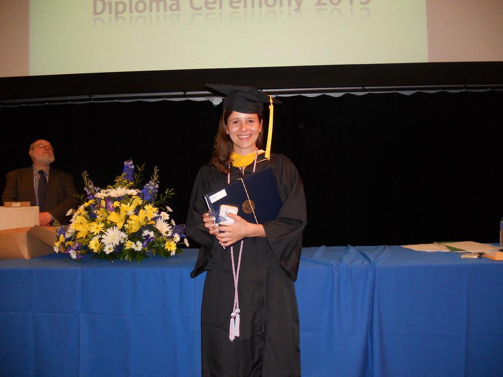 Undergraduate Graduation Ceremony 2015