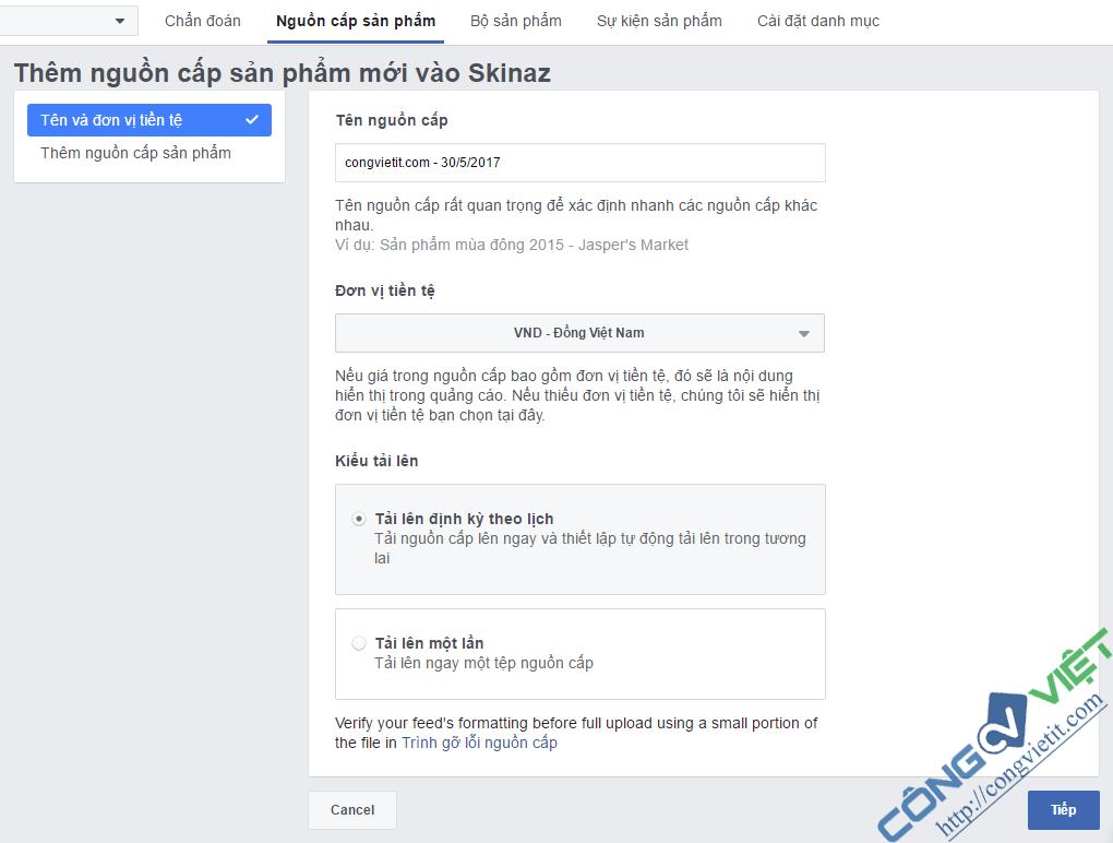 huong-dan-tao-quang-cao-facebook-ads-danh-muc-san-pham