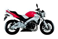 Suzuki GSR 600 2006 - 11