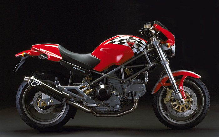 Ducati 900 MONSTER ie 2001 - 4