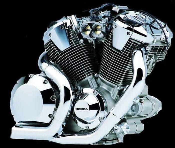 Honda VTX 1800 C 2002 - 3