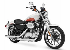 Harley-Davidson XL 883 L Superlow 2011 - 9