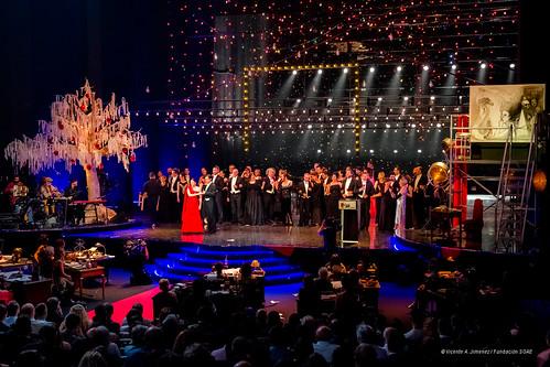 Gala de los XX Premios Max.