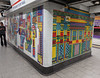 Paolozzi in London Underground