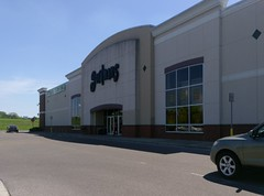 Southaven Gordmans (rest in peace), reverse angle view