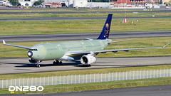 Saudia A330-343 msn 1797