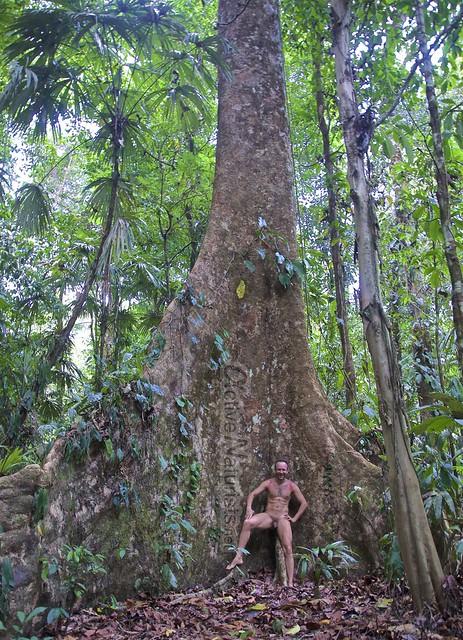 naturist 0006 Corcovado, Costa Rica