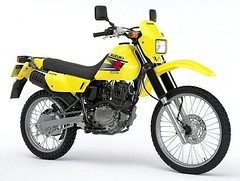 Suzuki DR 125 SE 2003 - 6
