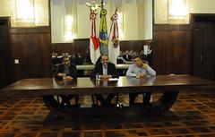 Novos membros do Conselho Municipal de Habitação tomam posse