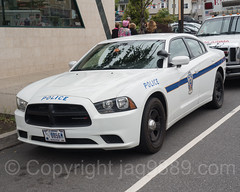 United States Park Police Car, Rosebank, Staten Island, New York City