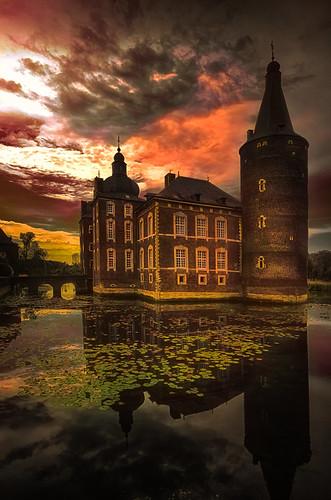 Castle Hoensbroek...
