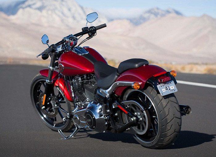 Harley-Davidson 1690 SOFTAIL BREAKOUT FXSB 2013 - 13