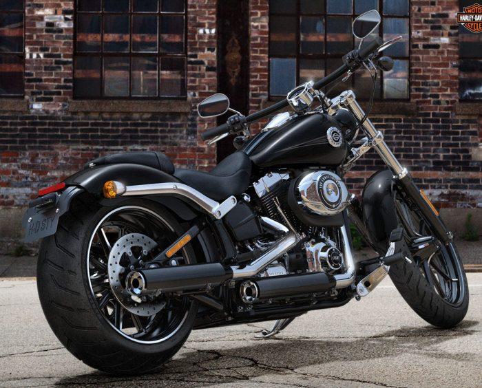 Harley-Davidson 1690 SOFTAIL BREAKOUT FXSB 2013 - 23