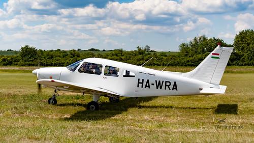 HA-WRA Piper 44 Warrior