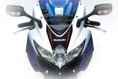 Suzuki 600 GSX-R 2009 - 12
