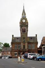 The Town Hall, Annan Scotland