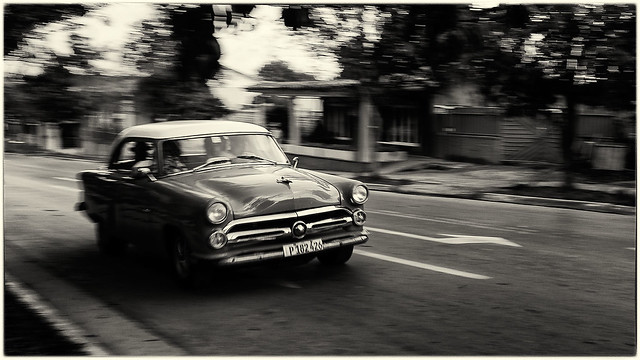 Almendrón cubano