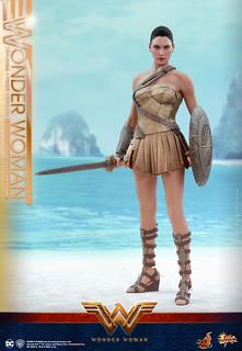 Hot Toys – MMS424 - 【神力女超人】 1/6 比例人偶作品  Wonder Woman  (Training Armor Version)