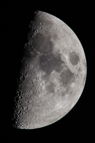 First Quarter Moon DSC_6670-2
