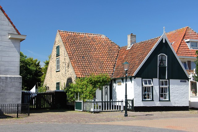 In Holland ...