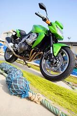 Kawasaki Z 750 2009 - 3
