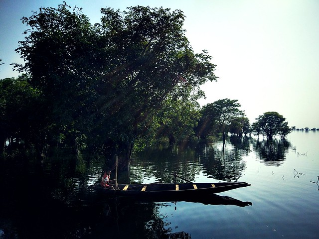 #Tanguar #Haor #Sunamganj #Boat #life #Nature #MobilePhotography