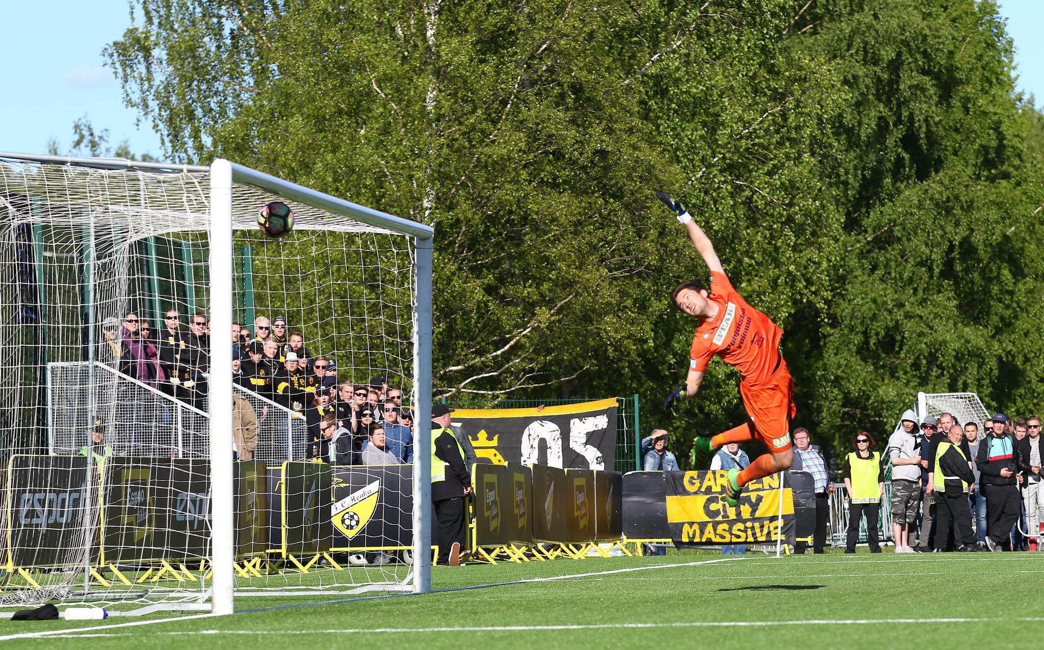 FC Honka- AC Oulu (4-0) 030617