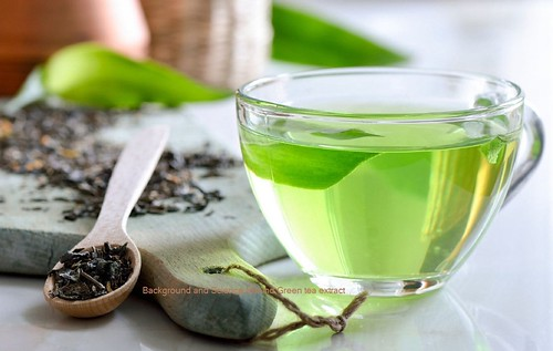 Background and Science Behind Green tea extract