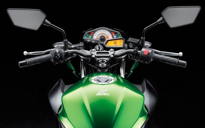 Kawasaki Z 300 2016 - 8